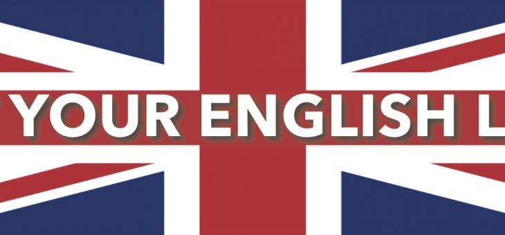 Test Your English Level