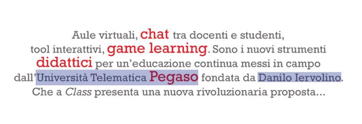 E-LEARNING: ora per la laurea si studia online.